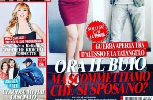 Gigi D'Alessio reagisce male dopo l'intervista di Anna Tatan