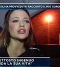 foto silvia provvedi Fabrizio corona mattino 5