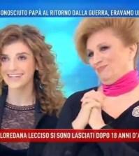 foto iva zanicchi e la nipote a domenica live