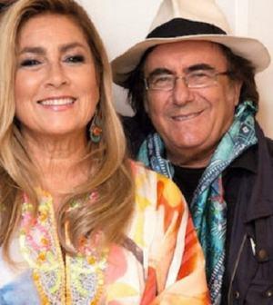 Foto Al bano e Romina Power ospiti Amici