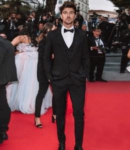 Andrea Damante al Festival di Cannes? La foto che fa discutere