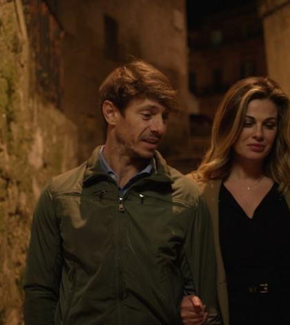Foto Il Capitano Maria Giorgio Pasotti e Vanessa Incontrada