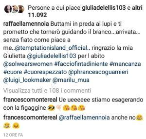 foto post Raffaella Mennoia