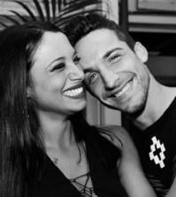 foto Alessia e Matteo GF
