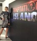 foto simona ventura annuncia di essere la conduttrice di temptation island vip