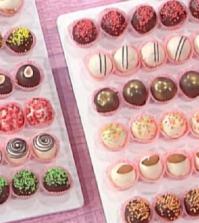 Foto cake pops La prova del cuoco