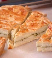 Foto torta di riso salata ricette all'italiana