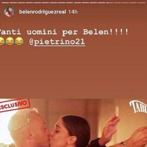 """Belen Rodriguez dopo Iannone """"ha tanti uomini""""? Arriva la su"""