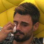 Francesco Monte piange e fa una confessione su Giulia Salemi