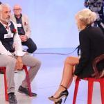 Gemma Galgani e Rocco imbarazzano Maria De Filippi al Trono Over