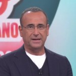 """Carlo Conti rompe il silenzio su Antonella Clerici: """"Momento difficile"""""""