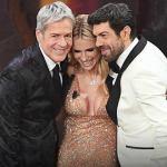 Sanremo 2019: Baglioni richiama Michelle Hunziker e Favino