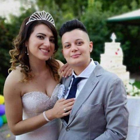 foto_denise_deborah_si_sono_sposate_dopo_ce_posta_per_te