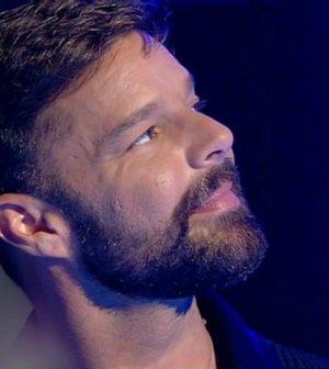 foto Ricky Martin c'è posta per te