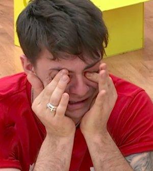 foto Alessandro Casillo amici 18 in lacrime