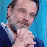 Alessandro Preziosi in lacrime sul set della fiction Non Mentire