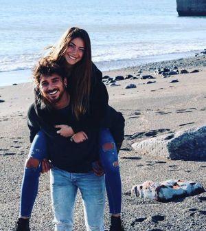 Foto Andrea Cerioli e Arianna cirrincione dopo la scelta