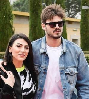 foto Giulia Salemi Francesco Monte Maurizio Costanzo show