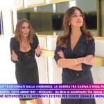 Rosa Perrotta e Karina Cascella: lite accesa dopo Live Non è la D'Urso