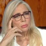 """Mara Venier sul caso Pamela Prati: """"Mi è dispiaciuto per lei"""""""