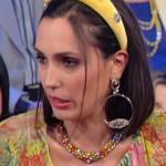 Vieni da me: Caterina Balivo colpita da una frase di Eleonora Giorgi