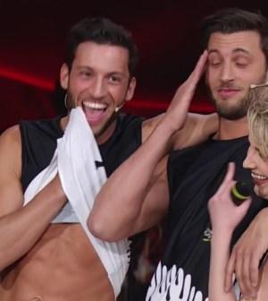 foto gemelli Sampaio seconda puntata Ballando