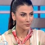 """Giulia Salemi a Vieni da me: """"Francesco Monte è severo"""". E su Fariba…"""