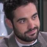 Una Vita, Iñigo / Ignacio: l'attore fa una clamorosa confessione