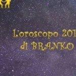 Oroscopo Branko settimanale, di oggi (27 maggio) e di giugno 2019