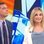 Tiberio Timperi fa una battuta su Ballando con Francesca Fialdini
