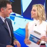 """Francesca Fialdini svela un segreto su Tiberio Timperi: """"Con lui…"""""""