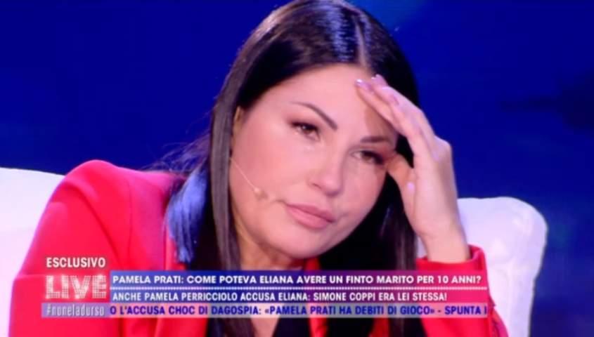 Eliana Michelazzo scrive a Pamela Prati: