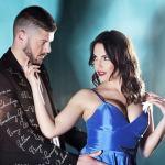 Francesca De André ritorna con Giorgio: l'annuncio dalla d'Urso