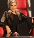 Foto Simona Ventura a The Voice of Italy