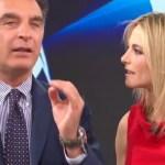 Tiberio Timperi e Francesca Fialdini tornano al mattino? L'ipotesi