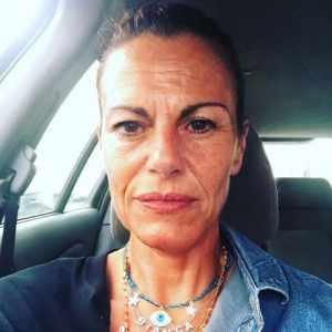 foto Bianca Guaccero invecchiata