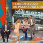 Vita in diretta: Carlucci inciampa davanti a Lisa Marzoli e Convertini!