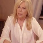 """Rita Dalla Chiesa in lacrime a Non Disturbare: """"Non ho più paura"""""""