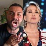 "Damiano Er Faina a Temptation. Deianira: ""Ha offeso Barbara D'Urso!"""