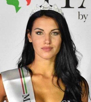 foto Carolina Stramare Miss Italia