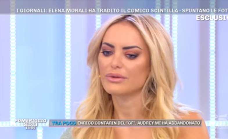 Alessandro Cecchi Paone e Daniela Martani: la lite in diretta è furibonda