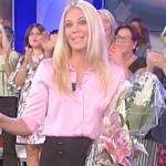 Eleonora Daniele: fiori in diretta a Storie Italiane (FOTO MATRIMONIO)