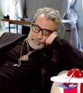 foto Guillermo Mariotto dorme detto fatto Bianca Guaccero