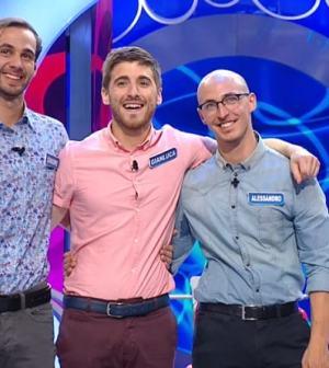 foto Tre Forcellini vincitori