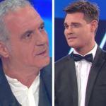 """Francesco Monte incanta la giuria. Panariello: """"Non ti davo una lira!"""""""