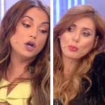 """Francesca De Andrè furiosa con Daniela Martani: """"Sei invidiosa!"""""""