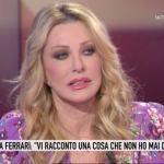 """Storie Italiane, Paola Ferrari svela il suo dolore: """"E' morto"""""""