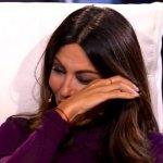 Sabrina Ferilli piange a Tu Si Que Vales: interviene Maria De Filippi