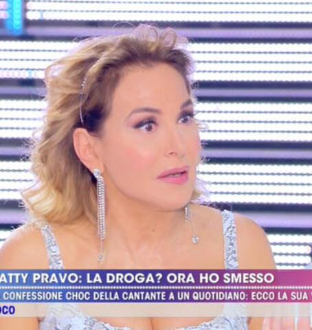 Patty Pravo scatenata a Live: