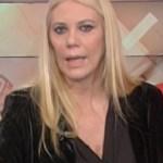 """Storie Italiane, Eleonora Daniele diretta interrotta. Lei: """"Non so se…"""""""